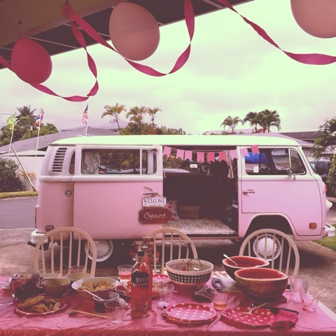 Pink Party!!