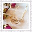 画像3: Double Heart Necklace (3)