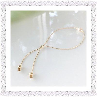 画像2: Keshi Pearl Bracelet