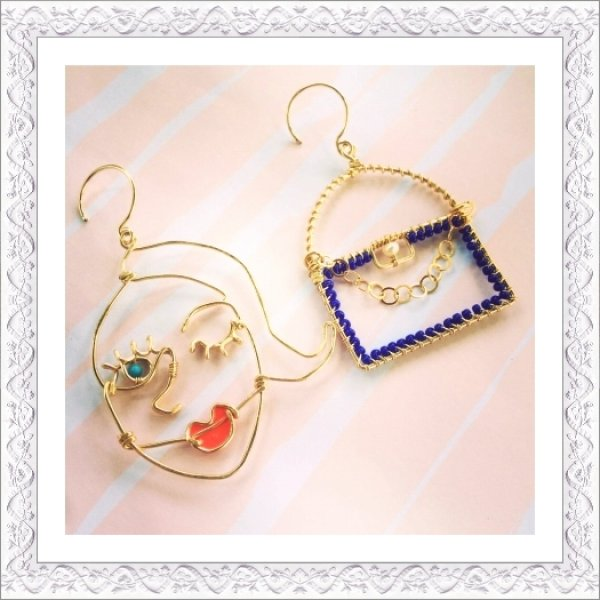 画像1: Party Girl Pierce/Earring (1)