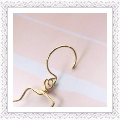 画像1: Pearl Leaf Pierce/Earring