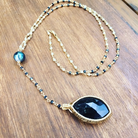 Rosario Necklace (ロザリオ ネックレス)